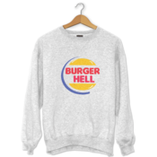 Burger Hell Sweatshirt
