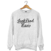 Junk Food Music Sweatshirt